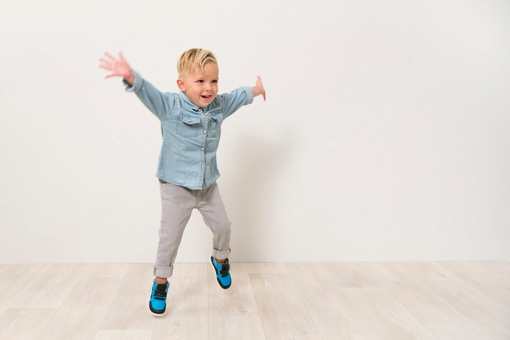 How to Choose Shoes for Active Kids