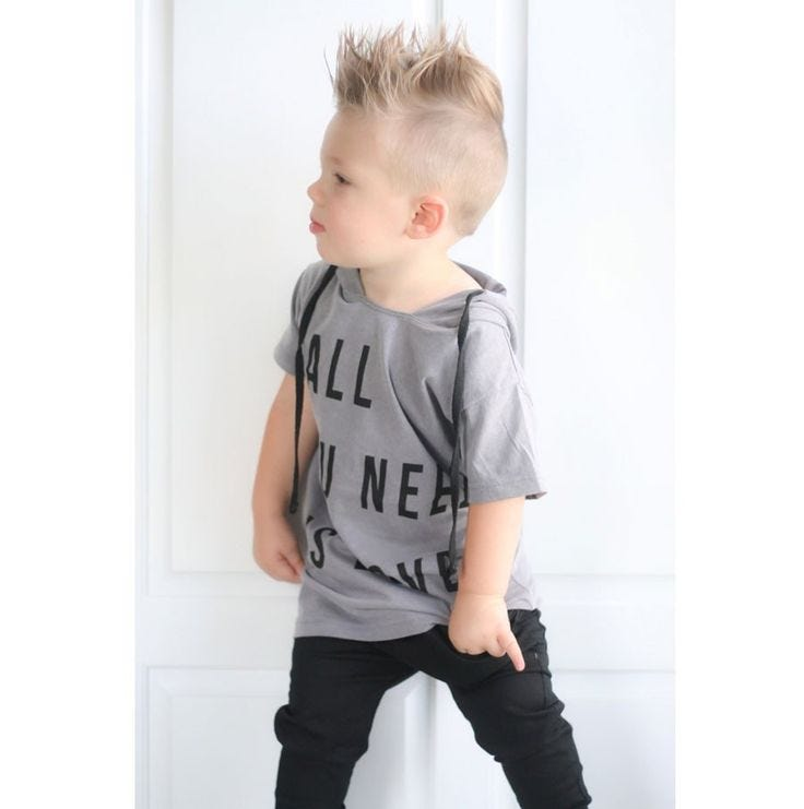 Sports Luxe Styling for Kids