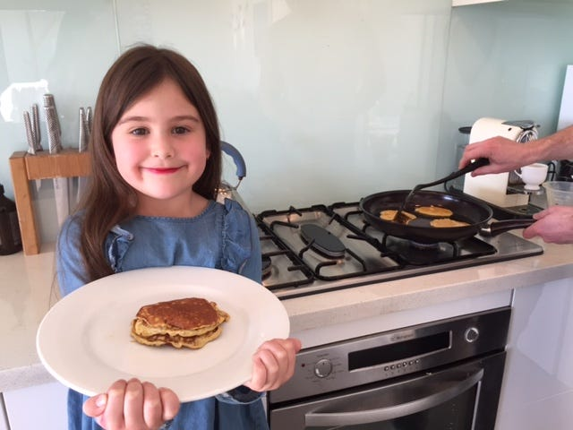 Yummy Banana Pancakes You Can Make With The Kids [Guest Post]