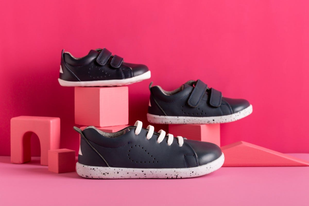 Baby Walking Shoes: Science Meets Style