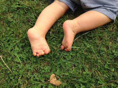 Pain, Pain Go Away: Common Reasons Why Your Child's Feet Hurt