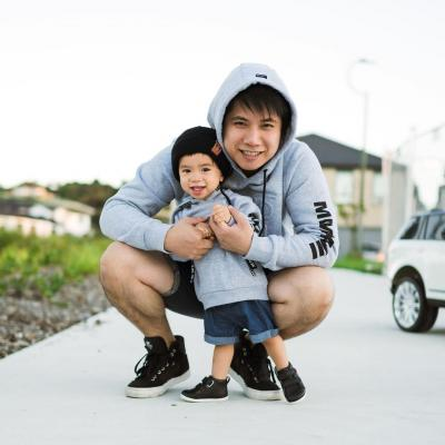 Fathers Day with the Bobux Community