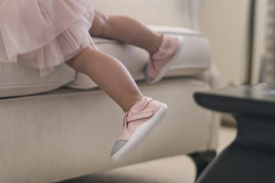 Infant and toddler footwear. Why is it so hard?