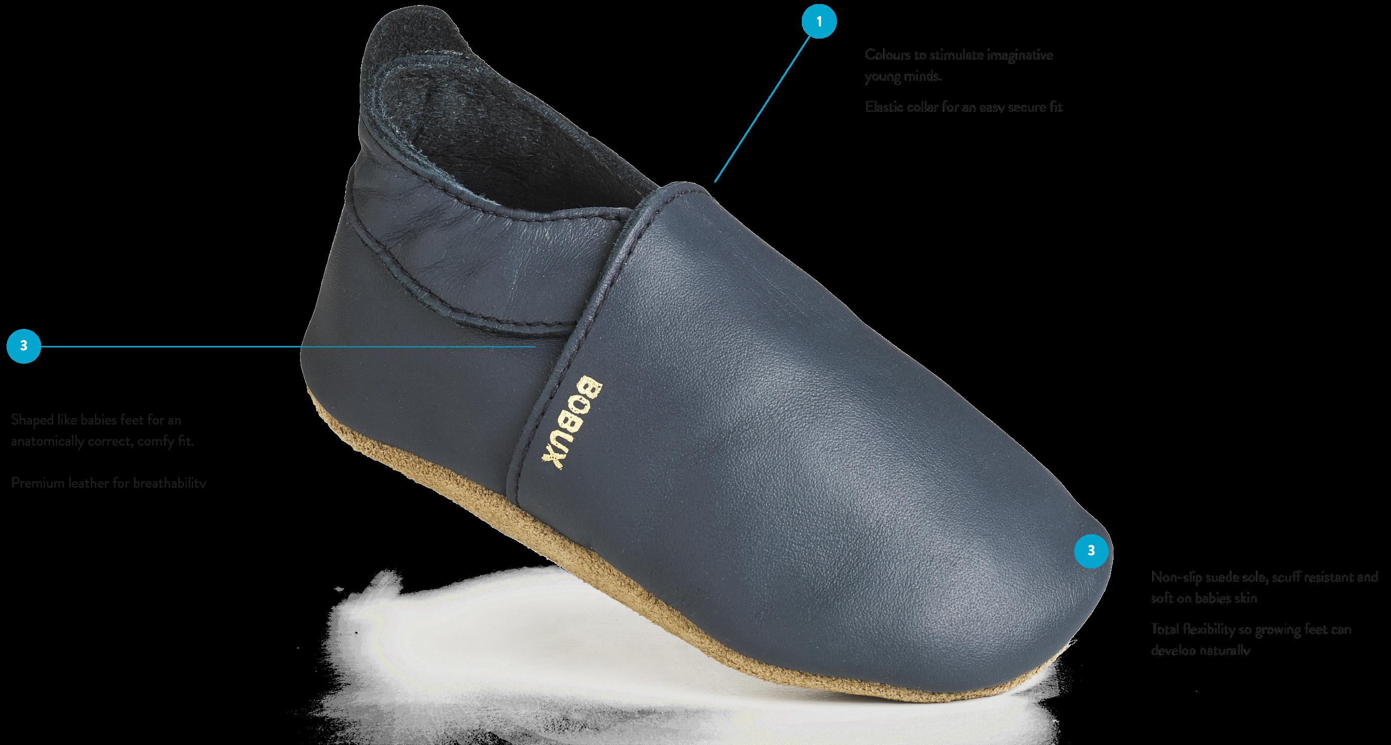 infant soft bottom sneakers